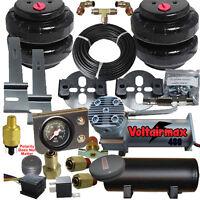 Towing Air Kit Compressor, Dodge Ram 2500 Everything Shown Description Below