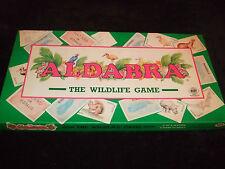 ALDABRA  - VINTAGE WILDLIFE CHILDRENS BOARD GAME - RARE - MADE BY SMT