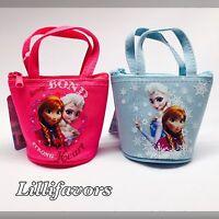 12 Pcs Frozen Candy Bag Mini Coin Purse Disney Party Favors