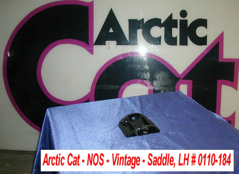 Arctic Cat Ski Spring Saddle King Kat - nos  - Vintage