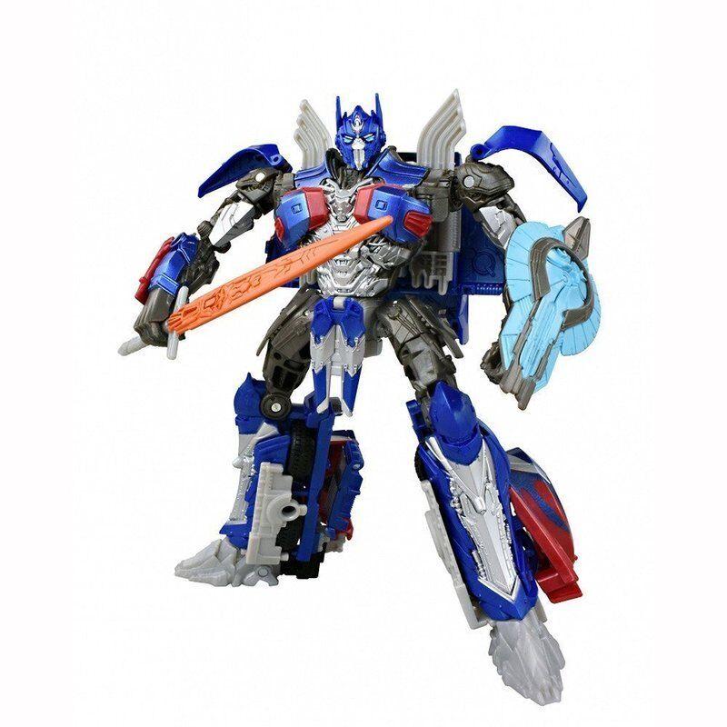 Nuevo Takara Tomy Transformers Película Toys R Us limitada Optimus Prime 574737600 F/S
