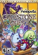 Windows XP - Neo Pets: Codestone Quest  - Free Shipping