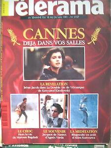 2157-FESTIVAL-DE-CANNES-KUROSAWA-MARCEL-BLUWAL-CHRISTOPHE-COIN-TELERAMA-1991