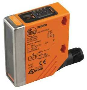 Ifm O5h500 Photoelectric Sensor,Rectangular,Diffuse
