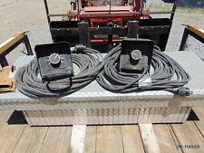 1 Miller Rhc 3 Remote Hand Amperage Welder Welding Control 100 Lead Wire