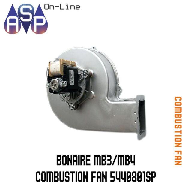 BONAIRE MB3 / MB4 COMBUSTION FAN KIT PART - 5440801SP