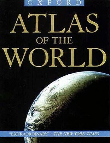 Atlas of the World (Atlas of the World, 7th ed) Book The Fast Free Shipping