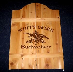 Image is loading Custom-Saloon-Bar-Pub-Swinging-Doors-w-Your- & Custom Saloon Bar Pub Swinging Doors w/ Your Name/Logo | eBay pezcame.com