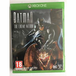 BATMAN-il-nemico-all-039-interno-di-rivelatori-SERIE-Xbox-TUTTI-gli-episodi-One-NUOVO-e-SIGILLATO