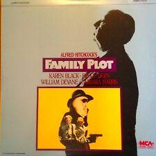 Family Plot - Hitchcock  Laserdisc Buy 6 for free shipping