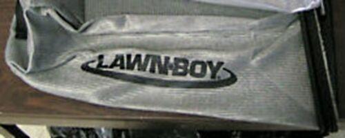 """107-3911 OEM Lawn Boy Cloth Grass Leaf Bag Catcher 21/"""" Lawnmower"""