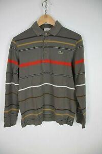 LACOSTE-Polo-Maniche-Lunghe-Maglia-Polo-T-Shirt-Camiseta-Tg-S-Uomo-Man-C