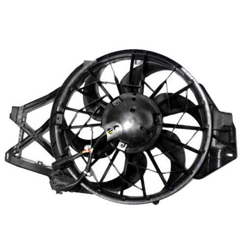 FOR 2001-2004 FORD MUSTANG 2090039 NEW ADR Radiator Cooling Fan Assembly