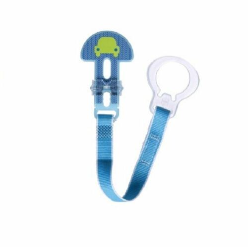 Months Soother Clip Fits all Soother /& Teethers MAM Clip 0 SS1501