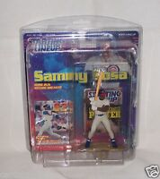 Sammy Sosa 1999 Starting Lineup 6 Action Figure,cards,poster Fast Free Ship