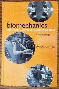 Biomechanics And Motor Control Of Human Movement by David ...