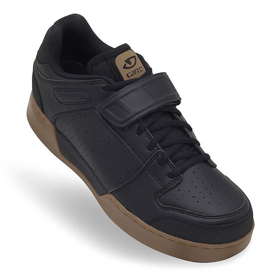 zapatos MTB GIRO CHAMBER Color negro marrón