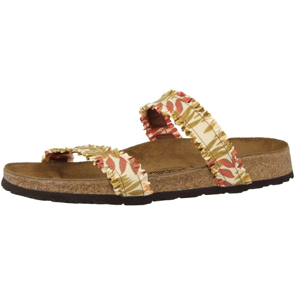 Birkenstock Papillio Curacao Stretch Sandalen Pantoletten Weite schmal 1009894