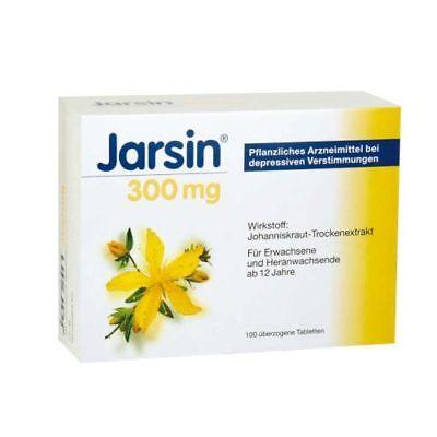JARSIN 300 Tabl.ueberzogen 100St PZN 04877964