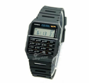 Casio-CA53W-1Z-Calculator-Watch-Brand-New-amp-100-Authentic