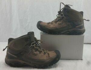 bced61dcd7c Details about KEEN 1017714 Men's Targhee Exp Mid WP Dark Olive/Black Olive  Size 11.5