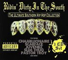 Ridin' Dirty in the South: The Ultimate Southern Hip Hop Collection [PA] by Various Artists (CD, Oct-2006, 3 Discs, Cleopatra)