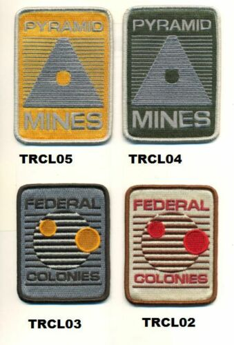 TOTAL RECALL FED COLONIES PATCH TRCL02