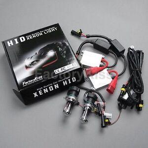 HID-Xenonlicht-Umbausatz-2x-AC-Schmale-Vorschaltgeraete-H4-Hi-Lo-Bi-Xenon-8000K