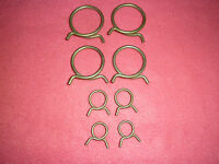 Mopar Big Block 440 400 383 Hose Clamps Set