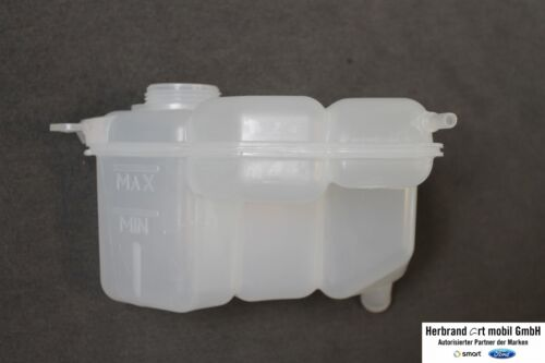 Kühlmittel Ausgleichsbehälter Kühler Ford Fiesta V 1221363