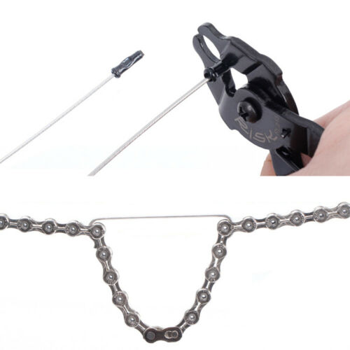 RISK Bike Bicycle Mini Chain Link Plier Chain Buckle Clamp Removal Repair Tool