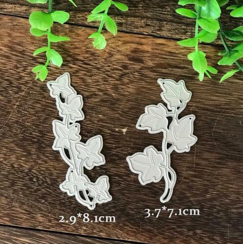 Leaves Metal Cutting Dies for Scrapbooking Stamp dies Card Making Craft Dies