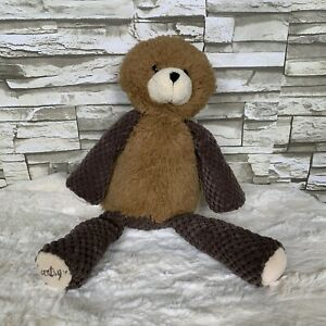 Scentsy-Buddy-Brown-Barnabus-Bear-Stuffed-Plush-2011-No-Scent-Pack