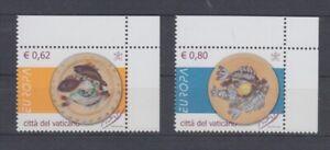 Europa-CEPT-2005-Gastronomie-Vatikan-mnh