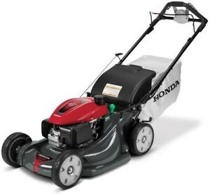 Honda Variable Speed 4-in-1 Gas Walk Behind Self Propelled Mower Drive Control