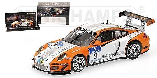 Porsche Porsche Porsche 911 Gt3r Hybrid Bergmeister Lietz Holzer 24h Nurburgring 2010 1:43 Model 568552