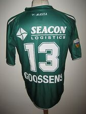 Fortuna Sittard MATCH WORN Holland football shirt soccer jersey voetbal size L