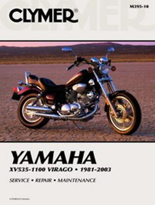 Clymer Workshop Manual Yamaha Virago 535 To 1100cc 1981