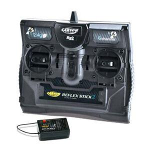 Carson Reflex Ii 6 Ch Radio avec Rx C501006 4005299510069