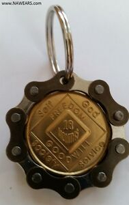 Medallion Ring Silver