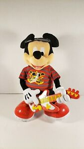 Disney Rock Star Mickey Mouse Fisher Price Mattel 2010