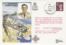 HA28aC  Closure of RAF Laqa Gp.Capt G.Burges cover