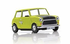 Mr-Bean-039-s-Mini-Car-Green-30-Years-Diecast-Scale-Model-1-36-Corgi-Collector