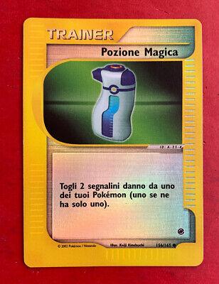 POKEMON SET BASE 1 EDIZIONE ADDESTRAMENTO SUPER POZIONE MAGICA 090//102