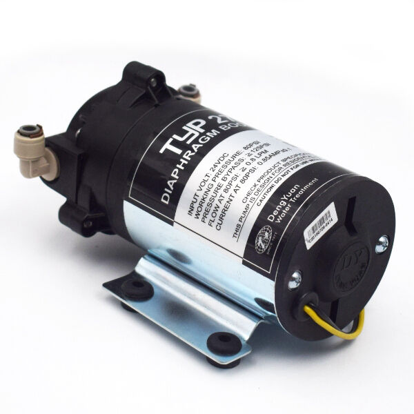 24V 75gpd RO Water Booster Pump 2766NA Increase Reverse Osmosis System Advanced