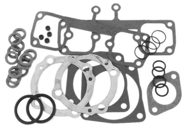 Gasket Bore; Cometic Gasket Automotive C7261 Top End Gasket Kit; 71 mm