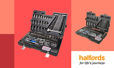 Half price on Socket Sets