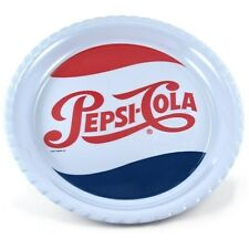 Pepsi Cola Bottle Cap Round Tray