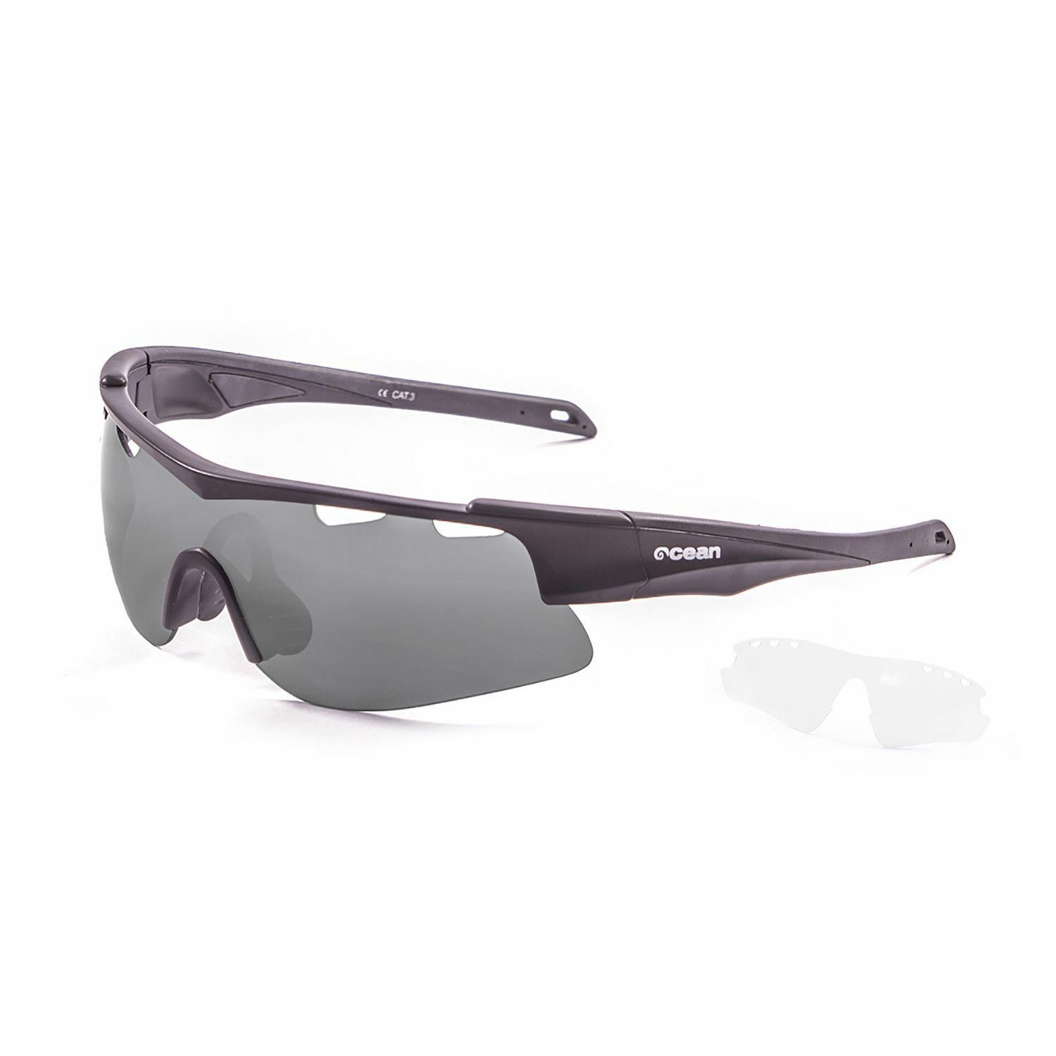 OCEAN Alpine Polarized Sunglasses Performance Sports Unisex 100% UV Resistant