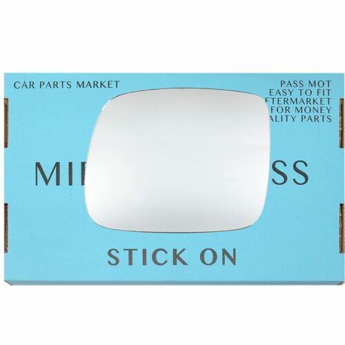 For Mercedes V-Class Van 1996-2003 Left Passenger side Flat wing mirror glass